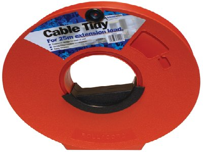 Caravan Motorhome Electric Cable Tidy