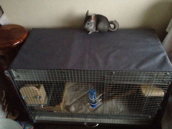 Pet Cage Crate Cover Made To Measure
