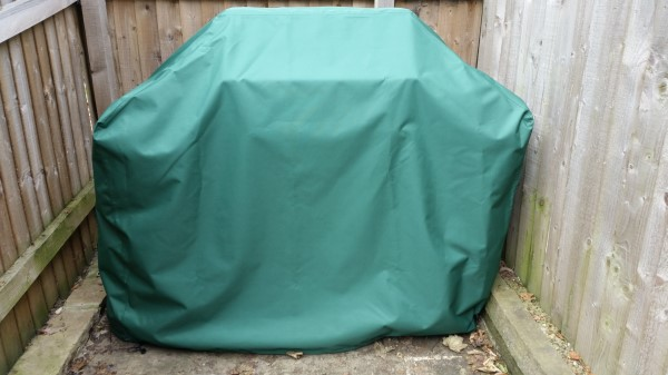 shaped bbq cover