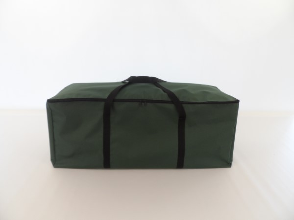 zipped awning holdall bag