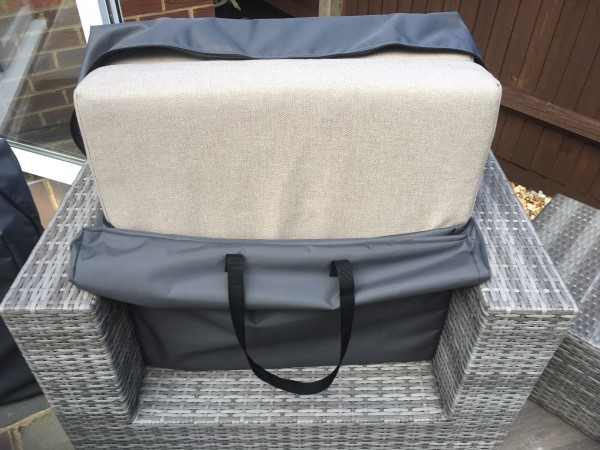 Made To Measure Garden Furniture Cushions Bag