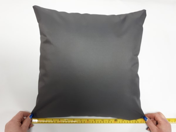 scatter cushion measuring
