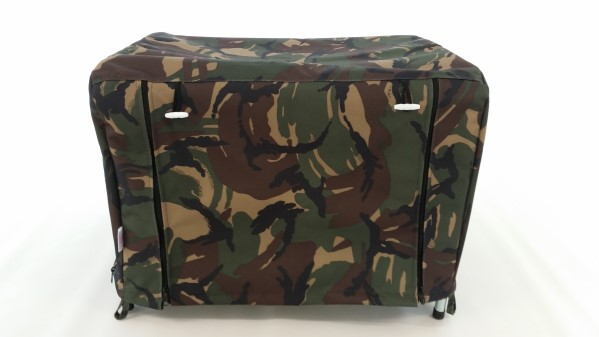 generator cover camouflage
