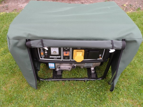 Generator Cover Tent With Frame