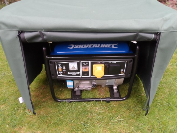 3kw Generator Cover Tent With Frame