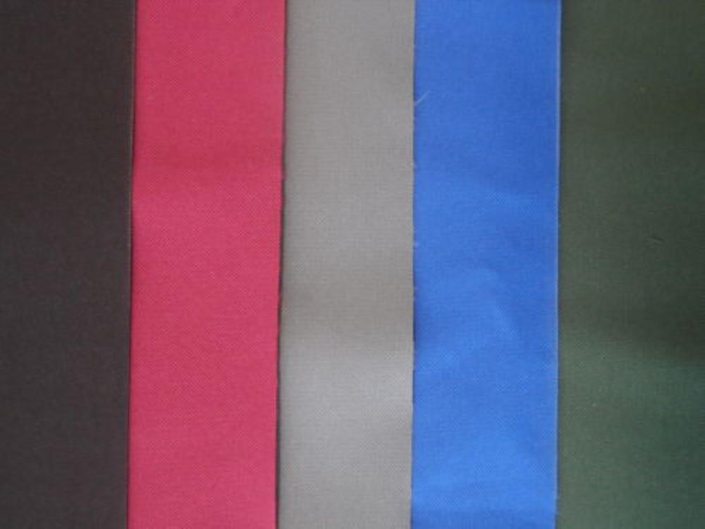 Heavy Duty Waterproof 600 Denier Polyester Canvas Fabric