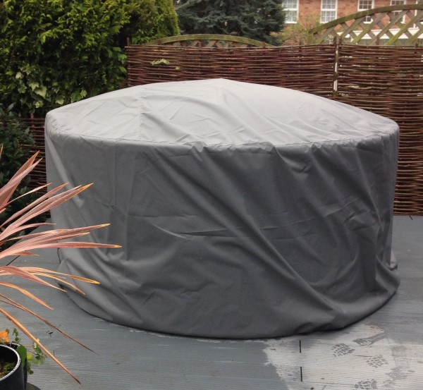 Made To Measure Round Hot Tub Cover