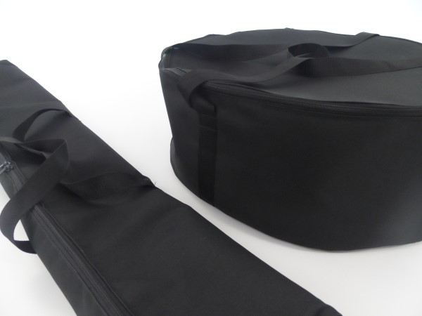 made to measure padded bags
