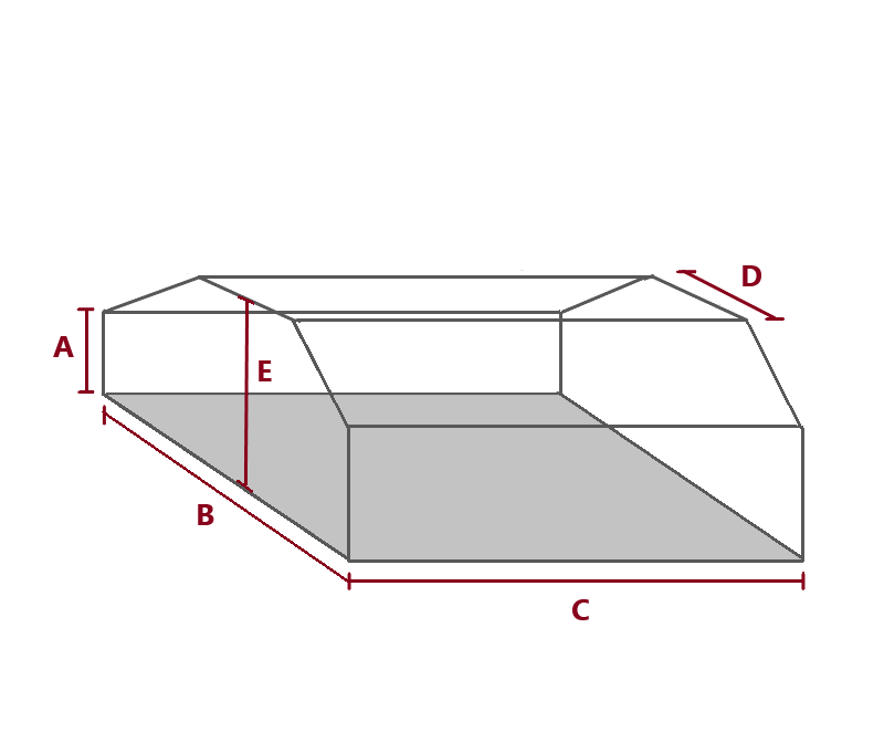 picnic bench cover shape