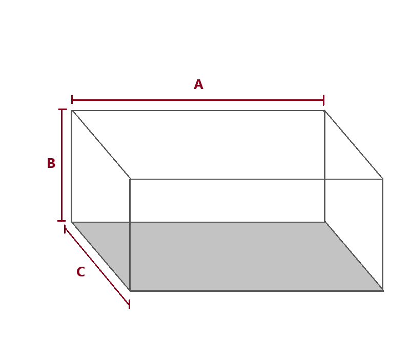 rectangular cover shape
