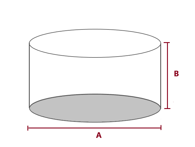 round cover shape