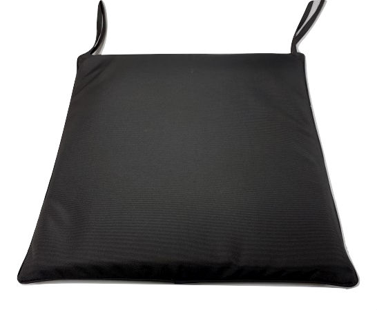 seat cushion pad black