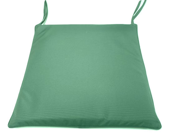 seat cushion pad green