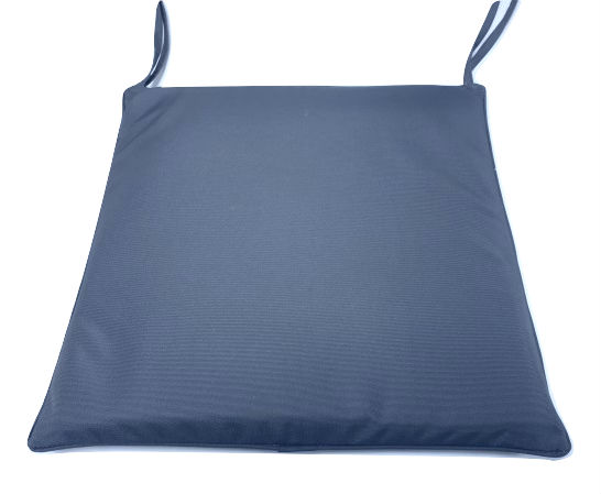 seat cushion pad navy blue