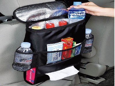 Seat Organiser With Cool Bag