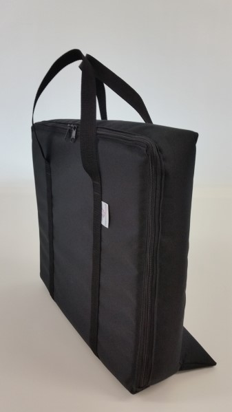 tv bag black