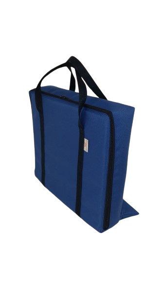 TV bag with base Blue C