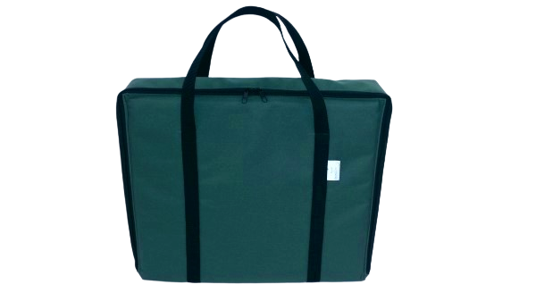 TV Bag with base A Green