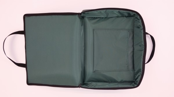 tv bag green
