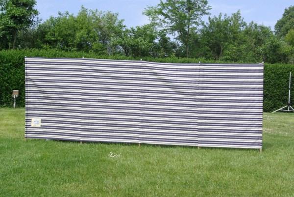 Blue Diamond 5 Pole Windbreak for Caravans /& Motorhomes