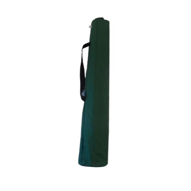 double windbreak bag green