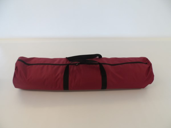 zipped small pole bag